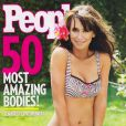 Jennifer Love Hewitt en couverture de du magazine  People .