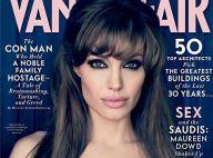 Quand Angelina Jolie s'affiche de façon terriblement glamour et sexy !