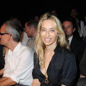 Quand la naturelle et fraîche Alexandra Golovanoff concurrence Carine Roitfeld et sa robe transparente !