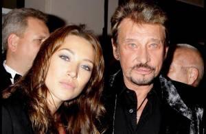 Laura Smet, fille de Johnny Hallyday :