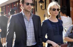 Renée Zellweger et Bradley Cooper : des amoureux distants et peu souriants...