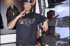 PHOTOS : le rappeur Booba vous ouvre les portes de sa boutique de vêtements