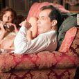 """""""Une image du film Ces amours-là de Claude Lelouch : Audrey Dana et Samuel Labarthe """""""