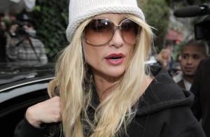Nicollette Sheridan de 'Desperate Housewives' évite le procès avec son ancien impresario...