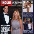 L'ancien tennisman espagnol Alex Corretja, après un mariage d'une quinzaine d'années avec Marta, connaît un nouvel amour... A l'été 2010, il s'affiche avec le mannequin Martina Klein (cf. une de  Hola! ) !