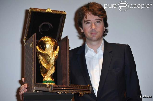 Antoine Arnault et la coupe du monde, 1er juin 2010