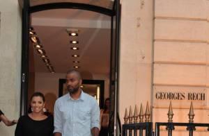Eva Longoria et Tony Parker : De retour à Paris... ils sont superbes !