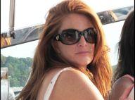 Angie Everhart : la jolie maman célibataire est toujours là... pour ses copines déprimées !