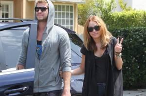 Miley Cyrus : Derniers instants complices avec son chéri...