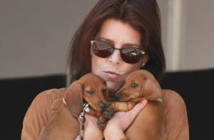 Caroline de Monaco vous présente ses deux adorables nouveaux compagnons !
