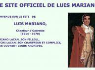Luis Mariano, un héritage tabou : l'insoluble malaise entre son fils adoptif et son frère de coeur !