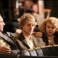 Owen Wilson sur le tournage de  Minuit à Paris , de Woody Allen, à Paris, le 12 juillet 2010.