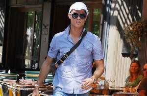 Cristiano Ronaldo : Découvrez son fils... c'est un pauvre enfant déjà abandonné !