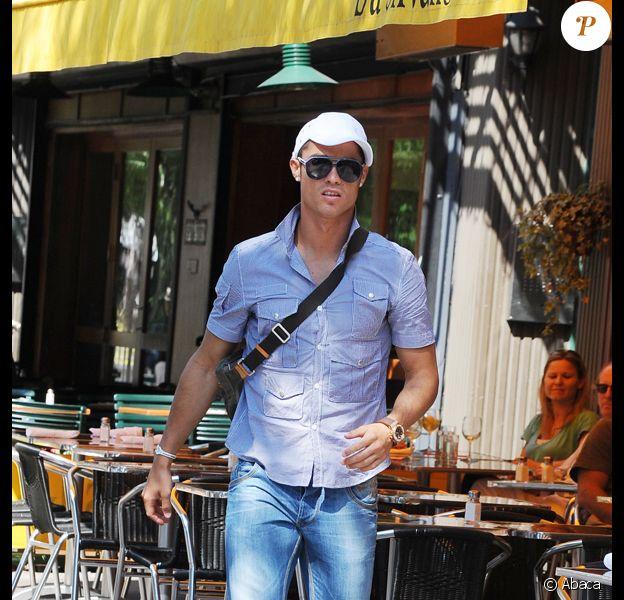 Cristiano Ronaldo à New York