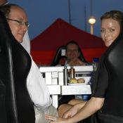 Albert de Monaco avec sa future femme Charlene : une expérience inoubliable au paradis !