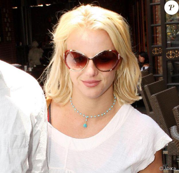 Britney Spears sortira en septembre Radiance, un nouveau parfum.