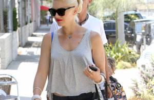 Gwen Stefani : Elle n'a d'yeux que pour sa famille... et Miley Cyrus copie sur elle !