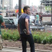 Quand le jeune Shia LaBeouf provoque Josh Duhamel, mari de la belle Fergie, en mode G.I. Joe !