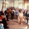 Caroline de Monaco épouse Stefano Casiraghi le 29 décembre 1983