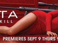 """Regardez la magnifique Maggie Q dans la peau de """"Nikita"""" pour la série-événement de la rentrée !"""