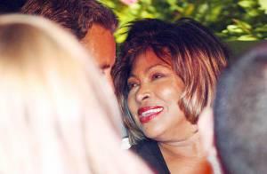 Tina Turner en pleine fête avec les meilleurs footeux, en compagnie de Flavio Briatore et sa superbe épouse !