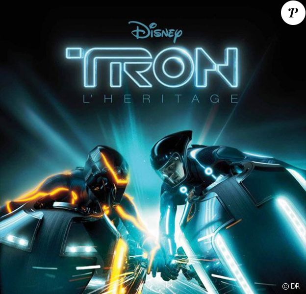 Des images de l'époustouflant Tron Legacy, en salles le 2 février 2011.
