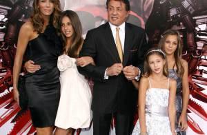 Sylvester Stallone et Jennifer Flavin, Bruce Willis et Emma Heming, tous les gros bras sont de sortie en famille !