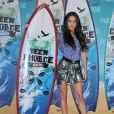 Megan Fox est peut-être ambassadrice Armani mais aux Teen Choice's Awards, elle n'a pas brillé par sa tenue