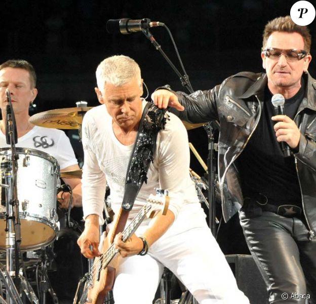U2 en concert à Turin, le 6 août 2010