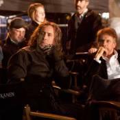 """Regardez des images inédites de Monica Bellucci et Nicolas Cage et les interviews pour """"L'Apprenti-Sorcier"""" !"""