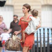 Jessica Alba : Découvrez son roman-photo d'amour avec sa fille à Paris...