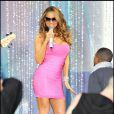 """""""Pour une sensualité exacerbée, rien de mieux que la petite robe bandage signée Hervé Léger... Et ça Mariah Carey l'a parfaitement compris ! """""""
