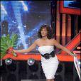 La chanteuse américaine Whitney Houston lors de son come-back en 2009... Elle semblait pourtant en forme !