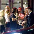 Le 19 août 2010, la princesse Madeleine de Suède a réuni ses amis pour une soirée dans un restaurant de Stockholm, avant de repartir à New York.