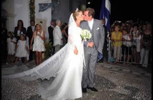 Mariage de Nikolaos et Tatiana de Grèce : Des mariés somptueux, célébrés par des Letizia, Mary et Victoria élégantissimes !