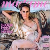 """Sharon Stone évoque Phil Bronstein : """"Mon mari est parti avec une autre femme..."""""""
