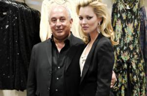 Kate Moss : Clap de fin avec Topshop !