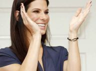 Sandra Bullock, divine et généreuse, pour un anniversaire qui lui tient à coeur !