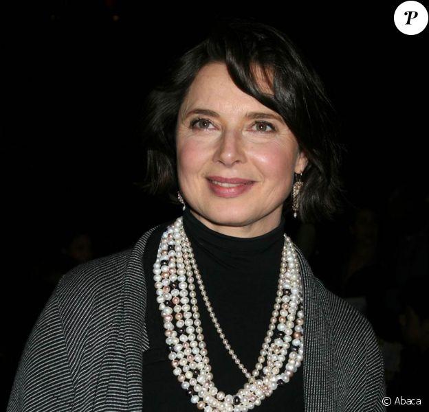 Isabella Rossellini présidera le jury du prochain festival de Berlin qui se tiendra du 10 au 20 février 2011.
