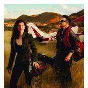 Bono : Quand le leader de U2 se lance dans la mode, c'est avec sa femme et en mode safari...