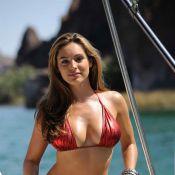 Kelly Brook en bikini, Vahina Giocante à la Bourse et Russell Brand déjanté... c'est le casting ciné de la semaine !