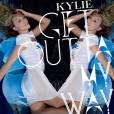 Kylie Minogue,  Get outta my way , disponible le 27 septembre 2010