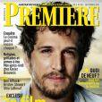 Guillaume Canet en couverture de  Première , shooté par Jean-Baptiste Mondino, septembre 2010.