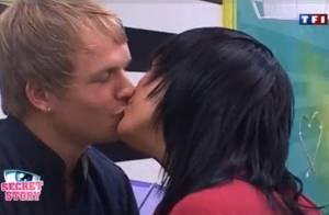 Secret Story 4 : Thomas obtient un baiser de Bastien... et le mariage Senna-Amélie est très mal vu !