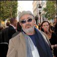 Paul Boujenah lors de la présentation du film Ces amours-là à Paris le 12 septembre 2010