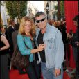 Jean-Marie Bigard et sa compagne Lola lors de la présentation du film Ces amours-là à Paris le 12 septembre 2010