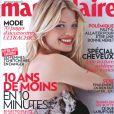 Mélanie Thierry en couverture de Marie Claire