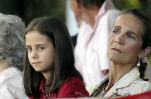 L'infante Elena et sa fille Victoria, la star du Real Kaka et son petit Luca : ça