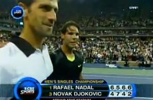 Rafael Nadal s'effondre de bonheur : il a enfin remporté l'US Open !