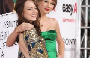 La très jolie Emma Stone raconte sa première expérience sexuelle à Taylor Swift et Lisa Kudrow !